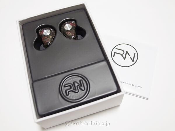 Revonext RX8 の箱の中の画像