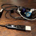HIDIZS Sonata HD DAC Cable II のノイズ対策(Windows)