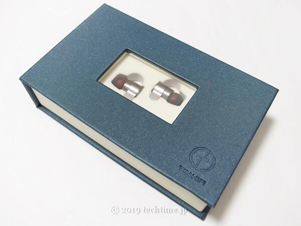 Tin HiFi T3の内箱の画像