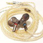 [レビュー] Tin HiFi T3(Tin Audio T3)(1) 透明感と疾走感を感じられるイヤホン