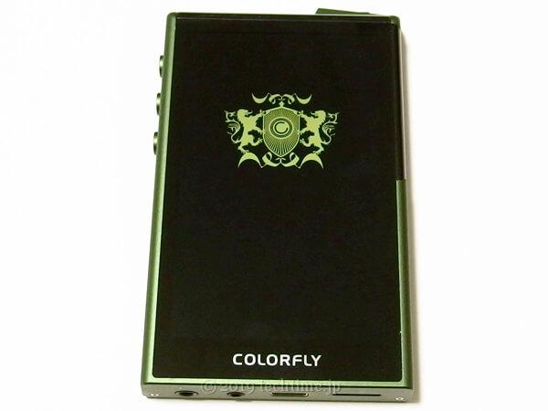 COLORFLY U8の起動画面の画像