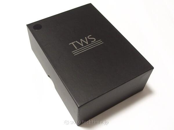 TWS X19の外箱の画像