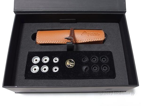 IKKO OH10 Obsidianの箱の中の画像2
