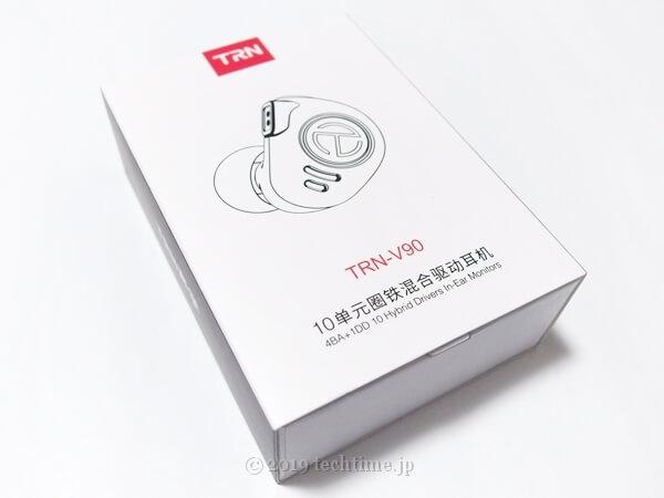 TRN V90の外箱の画像