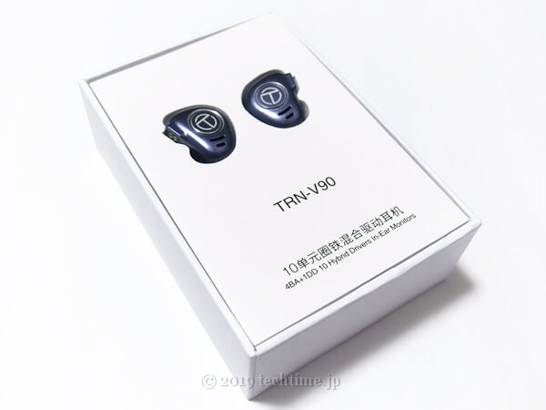 TRN V90の箱の中の画像