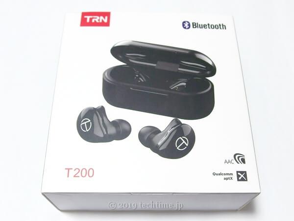 TRN T200の外箱の画像