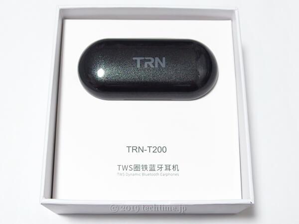 TRN T200の内箱の画像