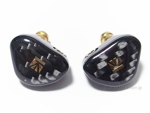 KB EAR Opalのハウジングの画像1