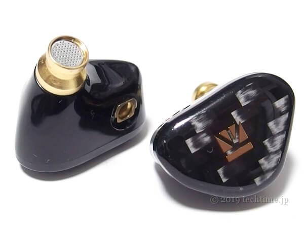 KB EAR Opalのハウジングの画像2