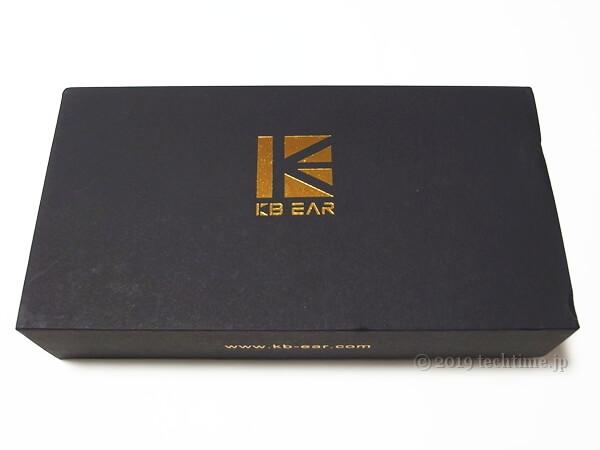 KB EAR Diamondの外箱の画像