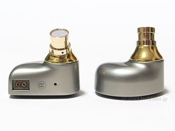 KB EAR Diamondのハウジングの画像2