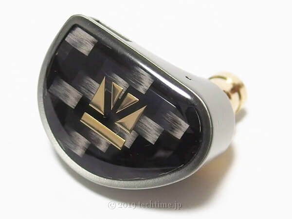 KB EAR Diamondのハウジングの画像3