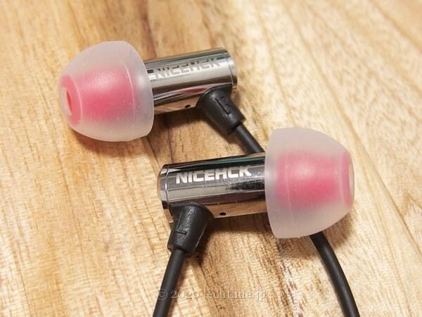 NICEHCK X49と丸七長楽の組み合わせの画像