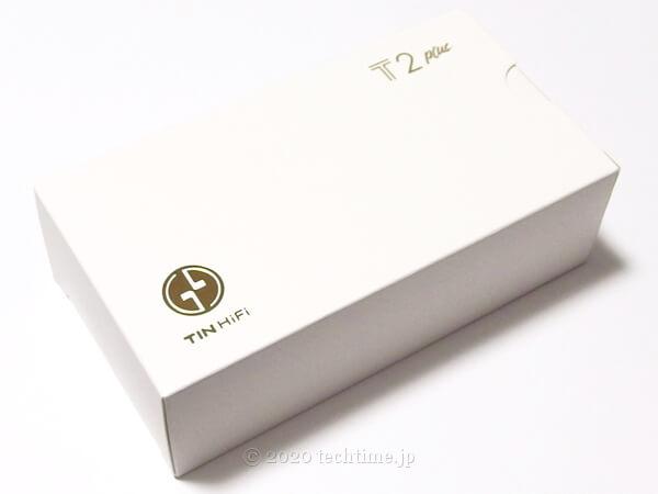 Tin HiFi T2 Plusの外箱の画像