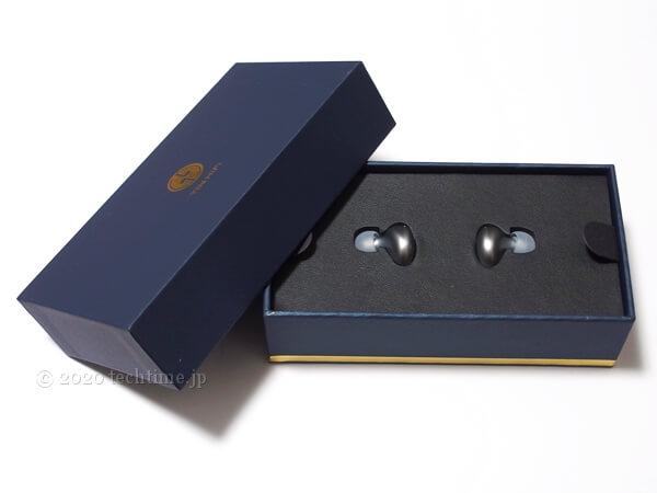 Tin HiFi T2 Plusの箱の中の画像