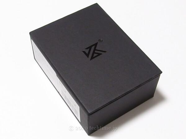 KZ ZAXの外箱の画像