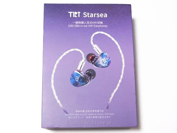 TRI Starseaの外箱スリーブの画像