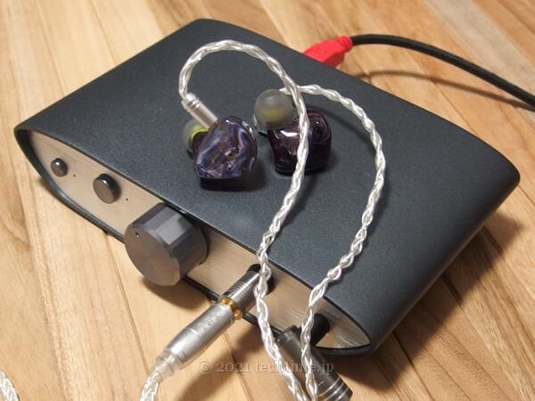 TRI StarseaとiFi Audio ZEN DACの組み合わせの画像